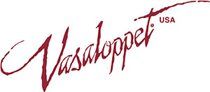 Vasaloppet logo red