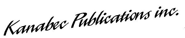 Kanabec Publications logo